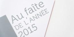 carte de fête de fin d'année, impression pantone métallisé, détail