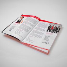 Création et réalisation de la mise en page du Livre domaine musique Suisse