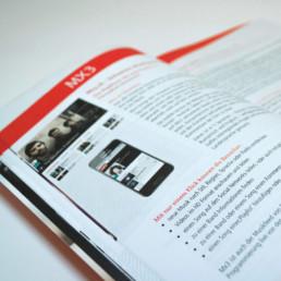 Création et réalisation de la mise en page du livre
