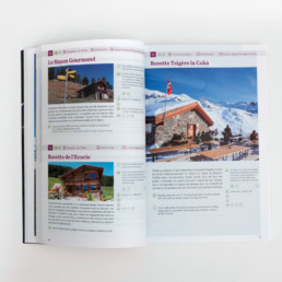 Guide mise en page, exemple de page de contenu
