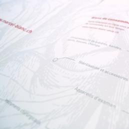 Plaquette de présentation de l'entreprise