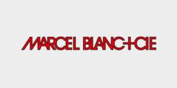 Refonte du logo Marcel Blanc