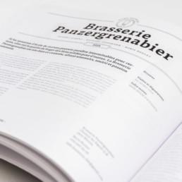 Creaguide, design atelier Zaniah, grille mise en page, détail