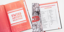 Guide, actualité musicale en Suisse, book, mise en page, article