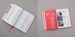 Edition annuaire musical, graphisme et mise en page, graphistes région nord vaudois