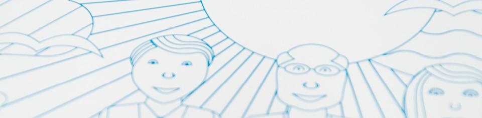 Illustration, technique dessin vectoriel, dentiste