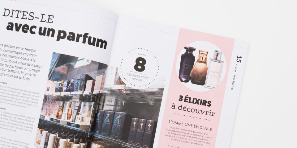 Magazine o-doo n°11, mise en page, choix typographie, fichier impression