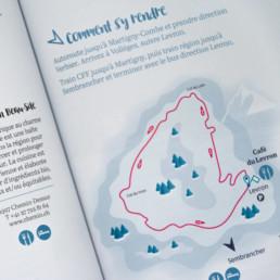 Carte, pictogramme. Livre domaine activité et loisirs Suisse romande