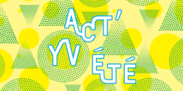 Région yverdon, activité en été, logo