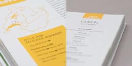guide graphisme infographie carte typographie