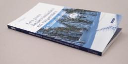 balade, livre, guide suisse romande, graphisme réalisé dans le nord-vaudois