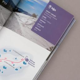 livre, guide, graphisme, infographie, mise en page, pictogramme