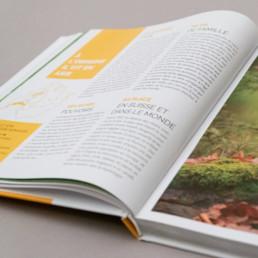 Article animaux, texte de présentation, graphisme et mise en page, atelier de graphisme, région Yverdon-les-bains