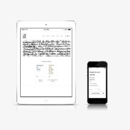 Site internet maison d'édition. Projet en noir et blanc.