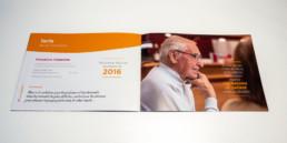 Plaquette de présentation de la société la-solution.ch