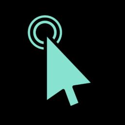 Page d'accueil site Zaniah, atelier de création graphique, vignette digital