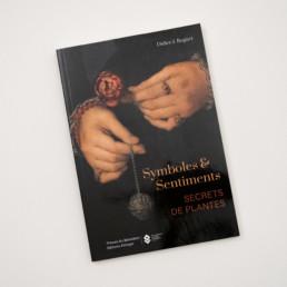 Atelier de graphisme Zaniah, edition Attinger, couverture livre