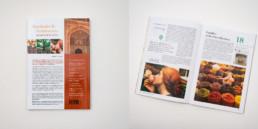 Mise en page texte et photographie, création graphique