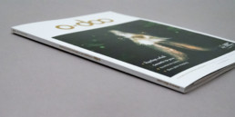 Couverture magazine, presse gratuite