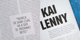 Mise en page, langue, espagnole