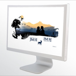Site internet, page accueil, maison de production et distribution, région Neuchâtel