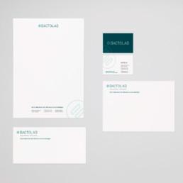 Papier à lettre, carte de visite, enveloppe
